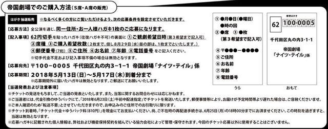 ナイツテイルー騎士物語ーハガキで応募.JPG